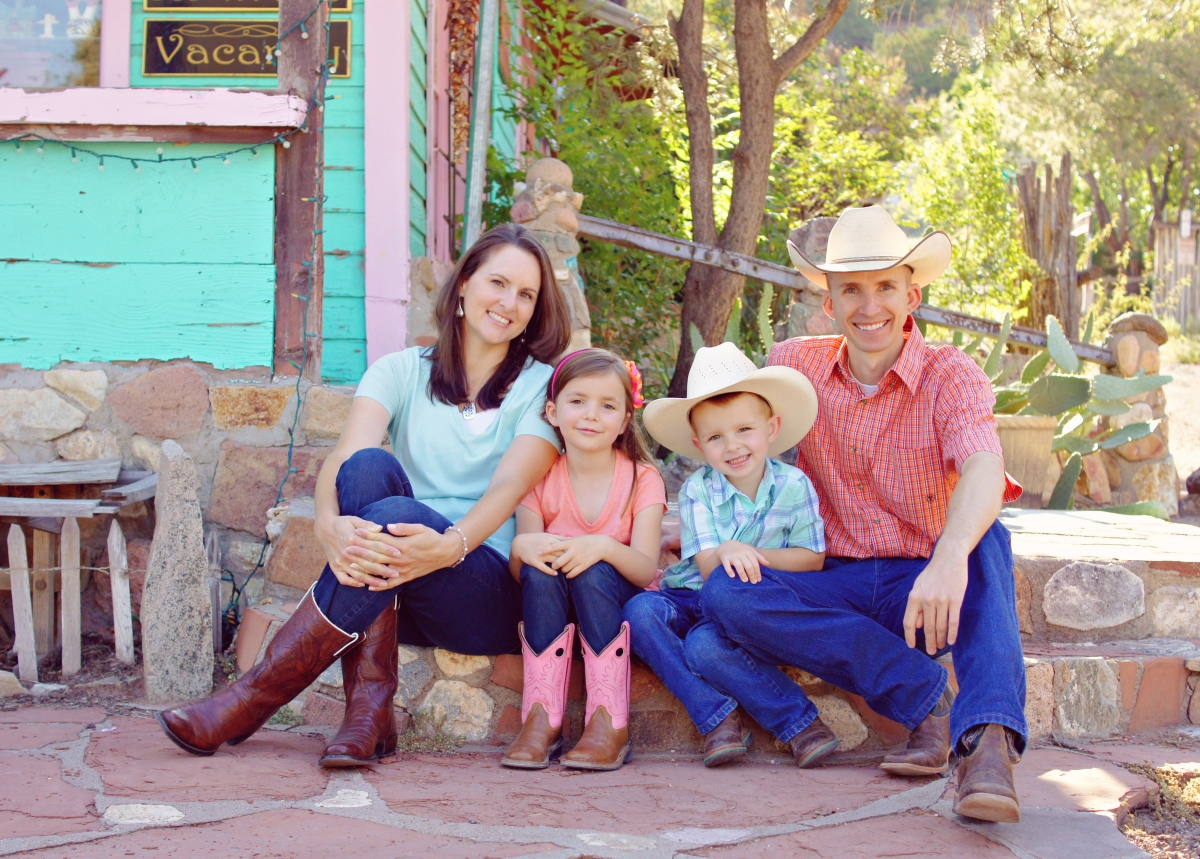 Madrid New Mexico ~ Tucker Family