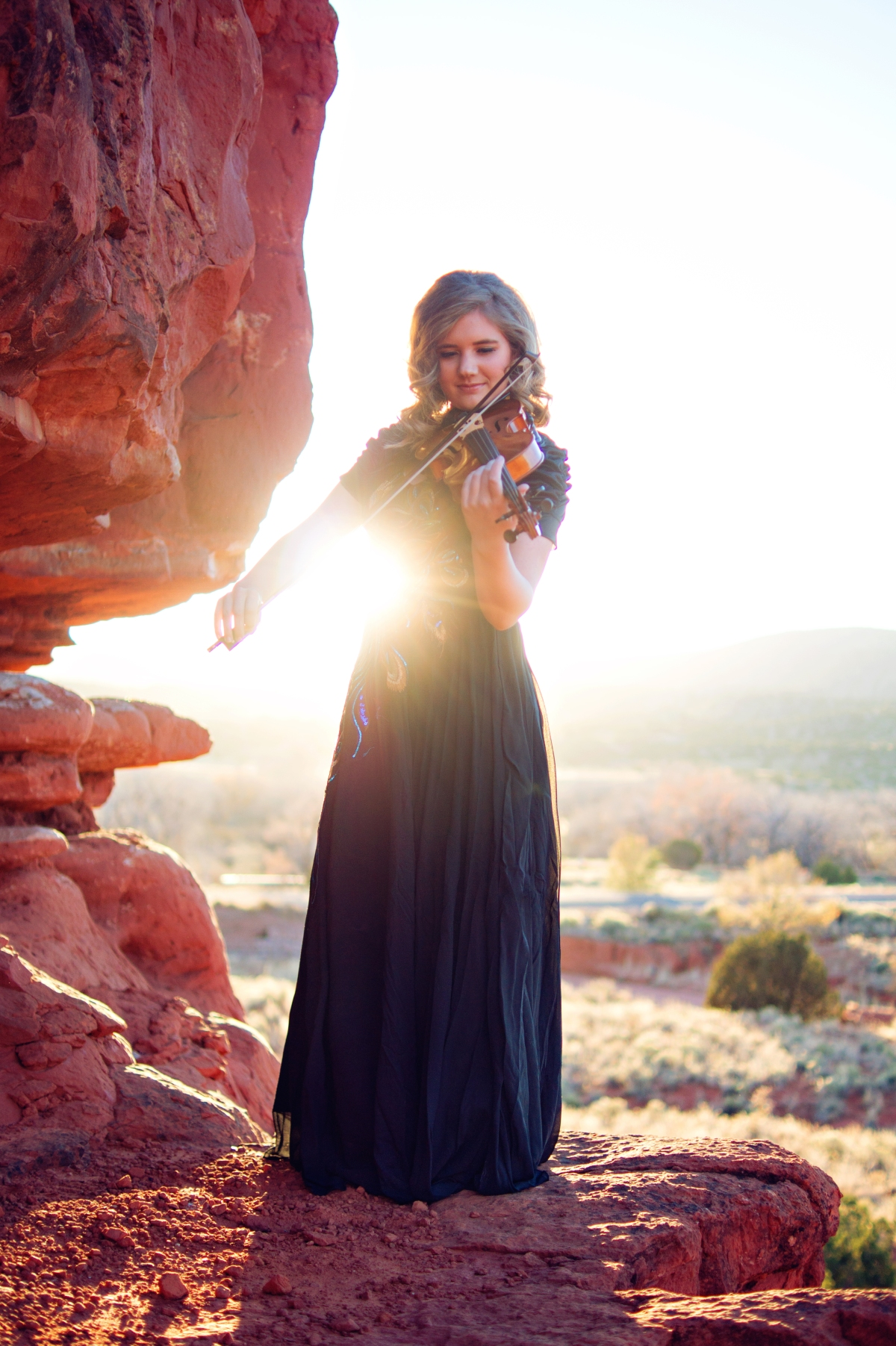 Jemez ~ Lauryn's Senior Session